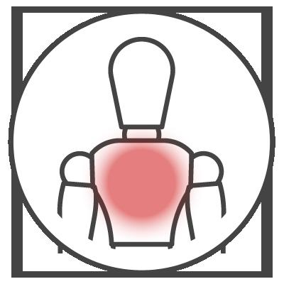Leistungsspektrum Rückenschmerzen Icon