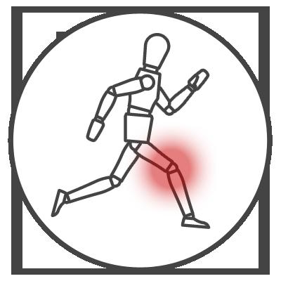 Sportverletzungen Icon