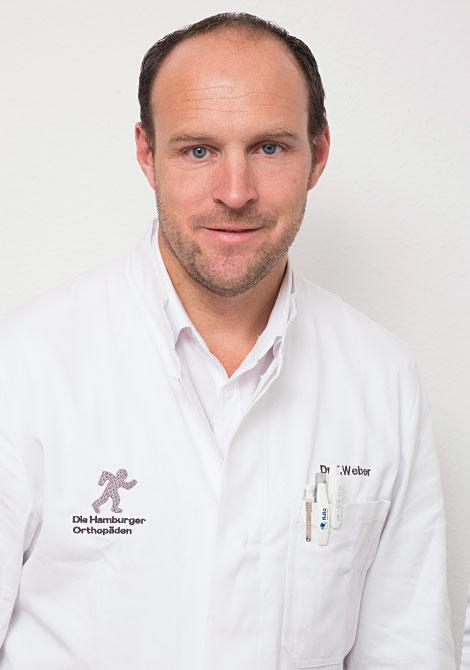 Dr. med. Tobias Weber Orthopäde Hamburg